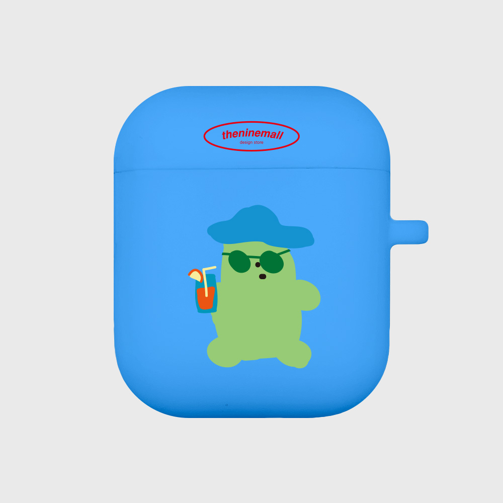 drink gummy [Airpods case][blue]