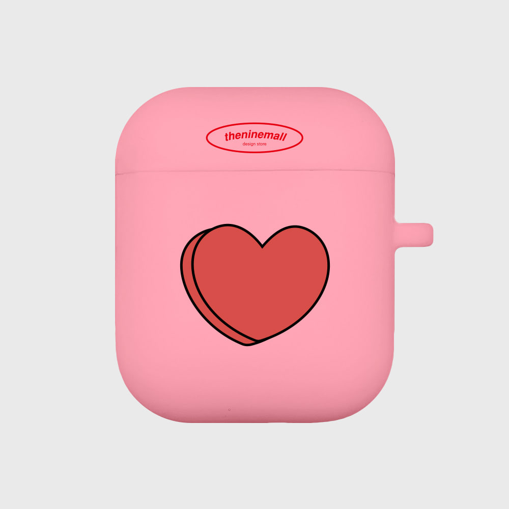 pour down love 심플 [airpods jellycase][pink]