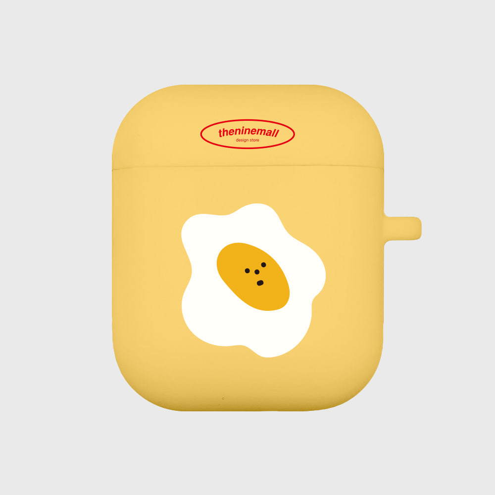 에그프라이 [Airpods case][yellow]