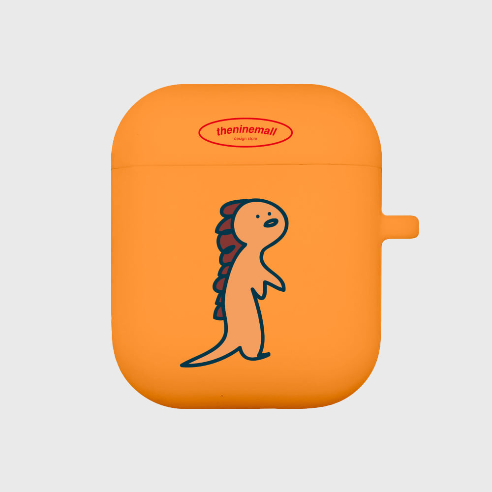 주황공룡 [Airpods case][orange]