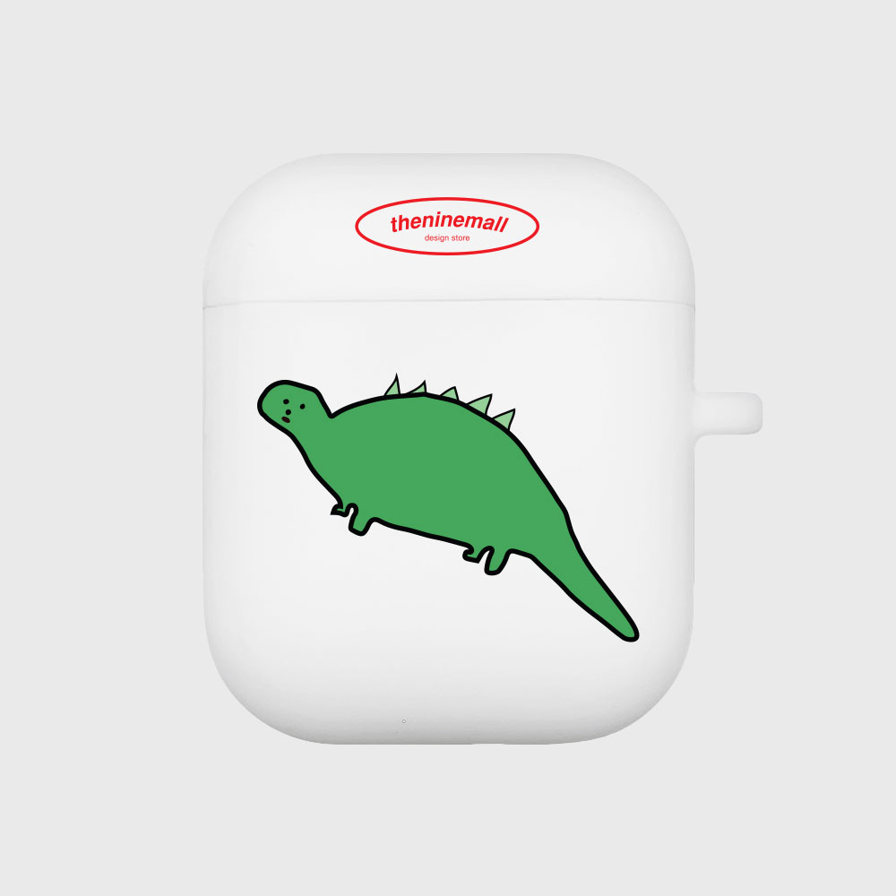 초록공룡 [Airpods case][white]