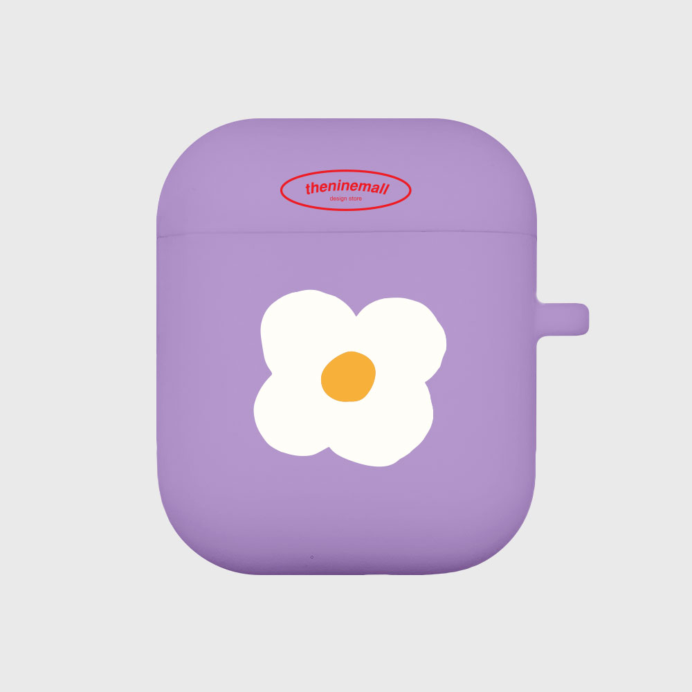 에그플라워 [Airpods case][purple]