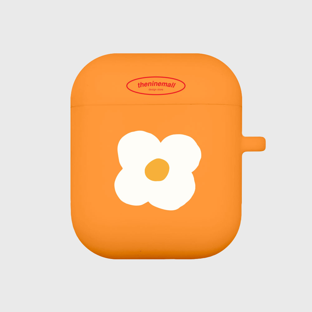 에그플라워 [Airpods case][orange]
