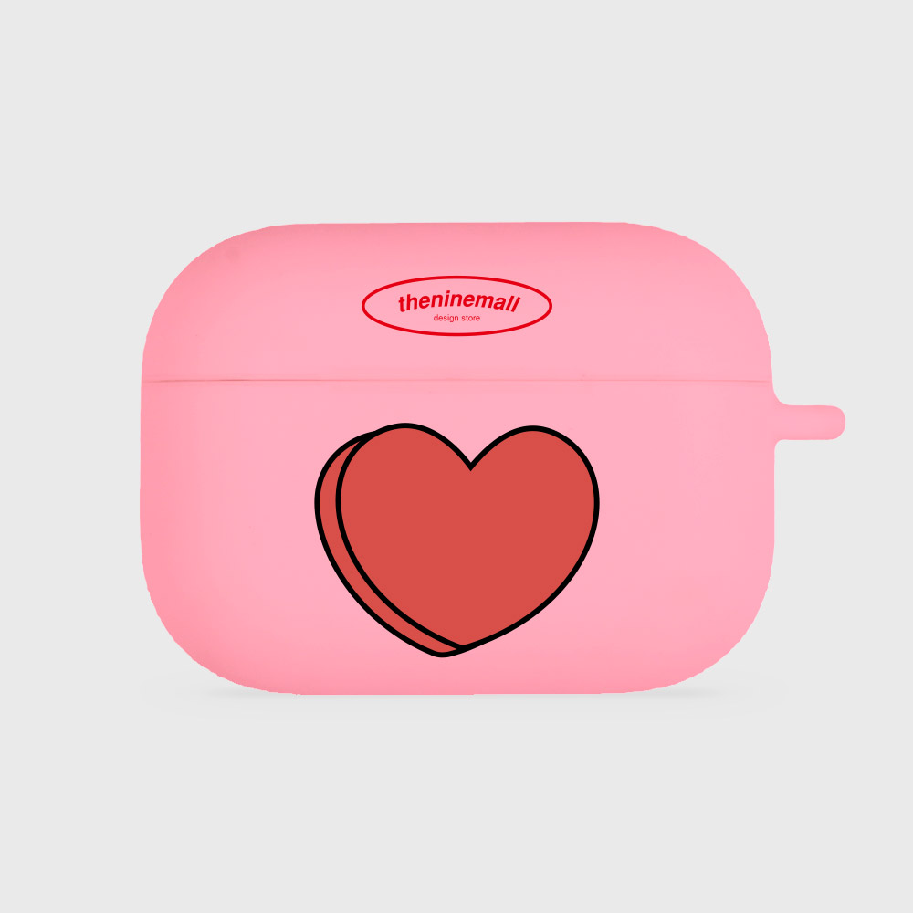 pour down love 심플 [airpods pro jellycase][pink]