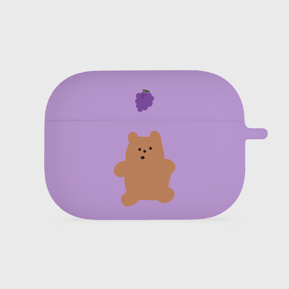 grape gummy [에어팟 프로][purple]