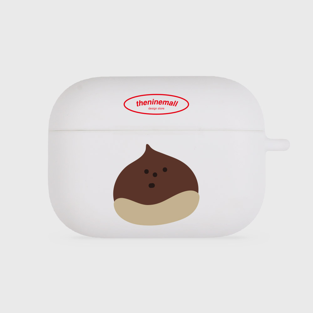 chestnut [airpods pro jellycase][white]