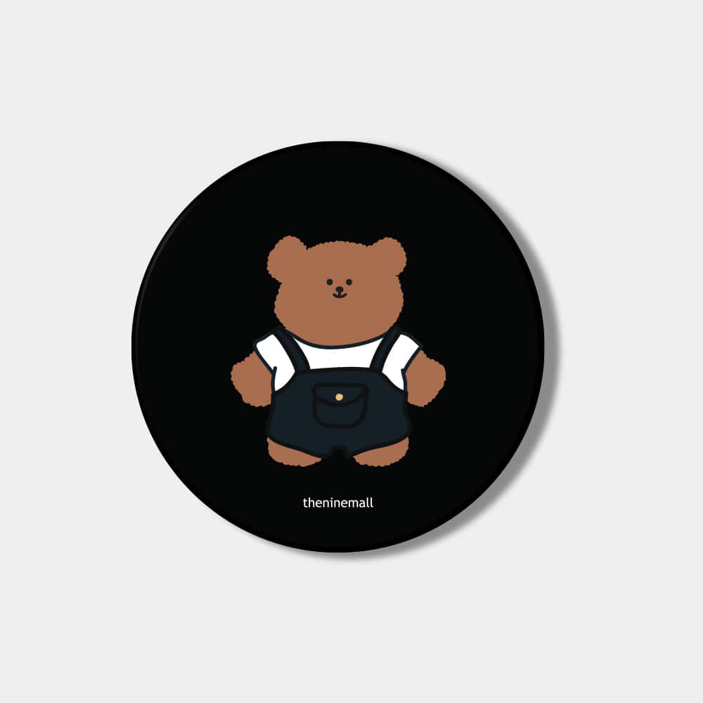 [Smart tok] overalls slow bear