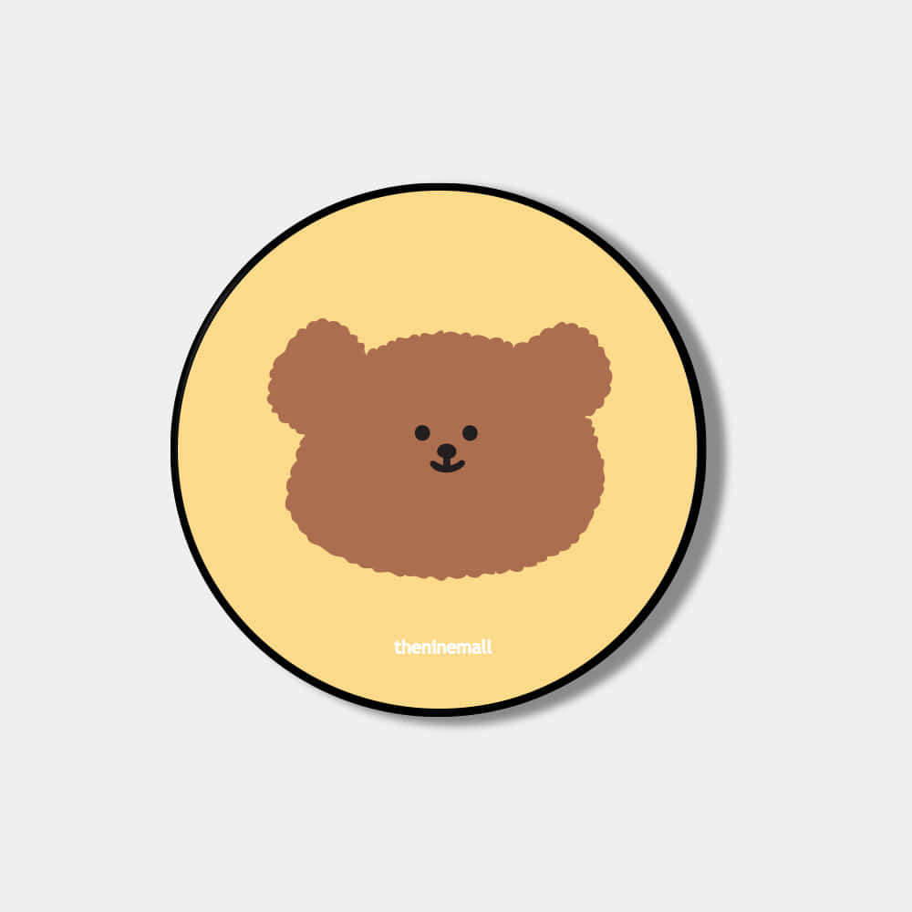 [Smart tok] yellow slow bear