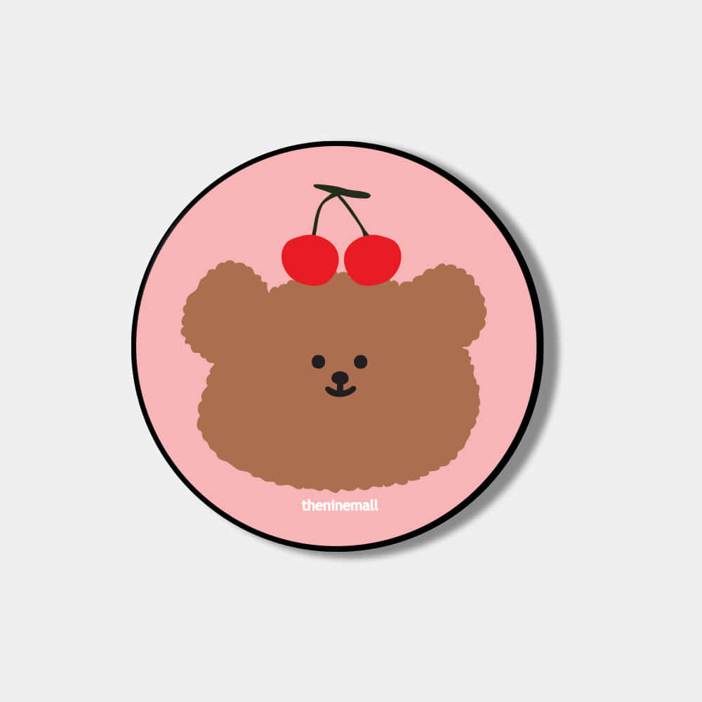 [Smart tok] cherry slow bear