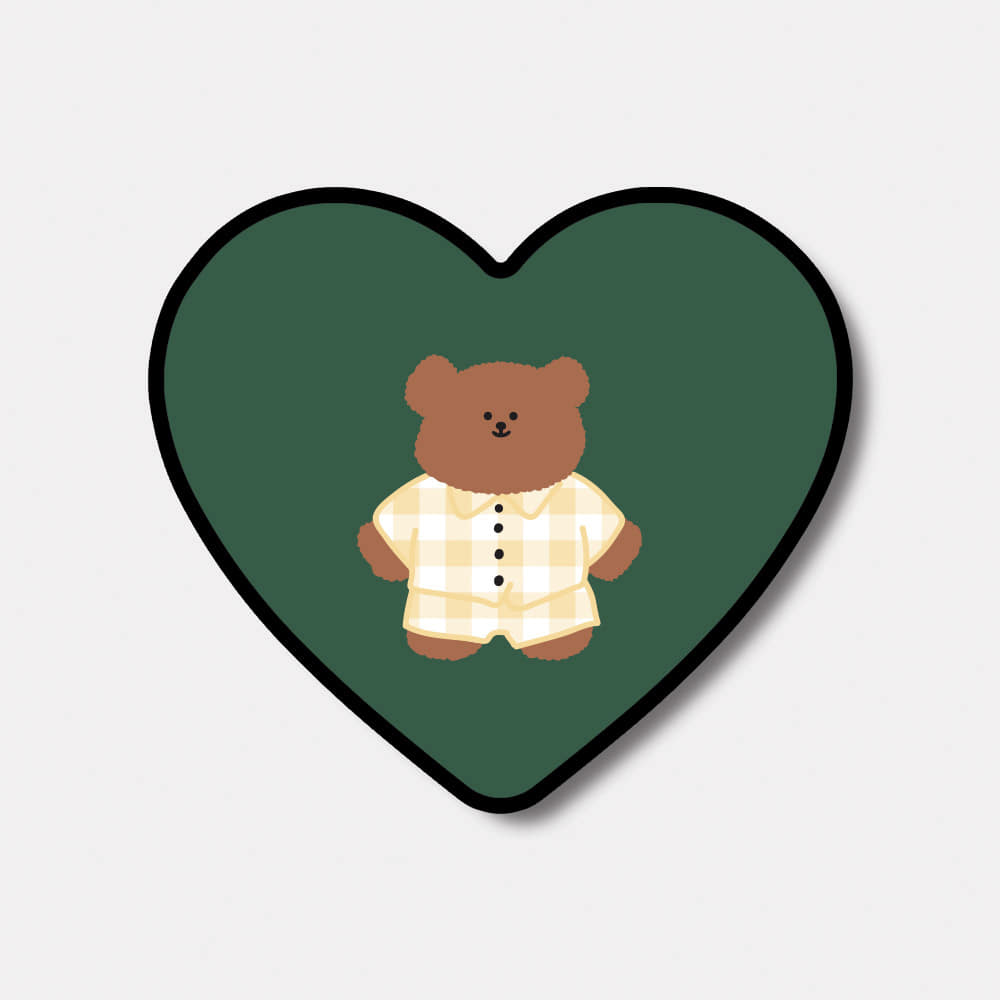 [heart tok♥] pajamas khaki slow bear