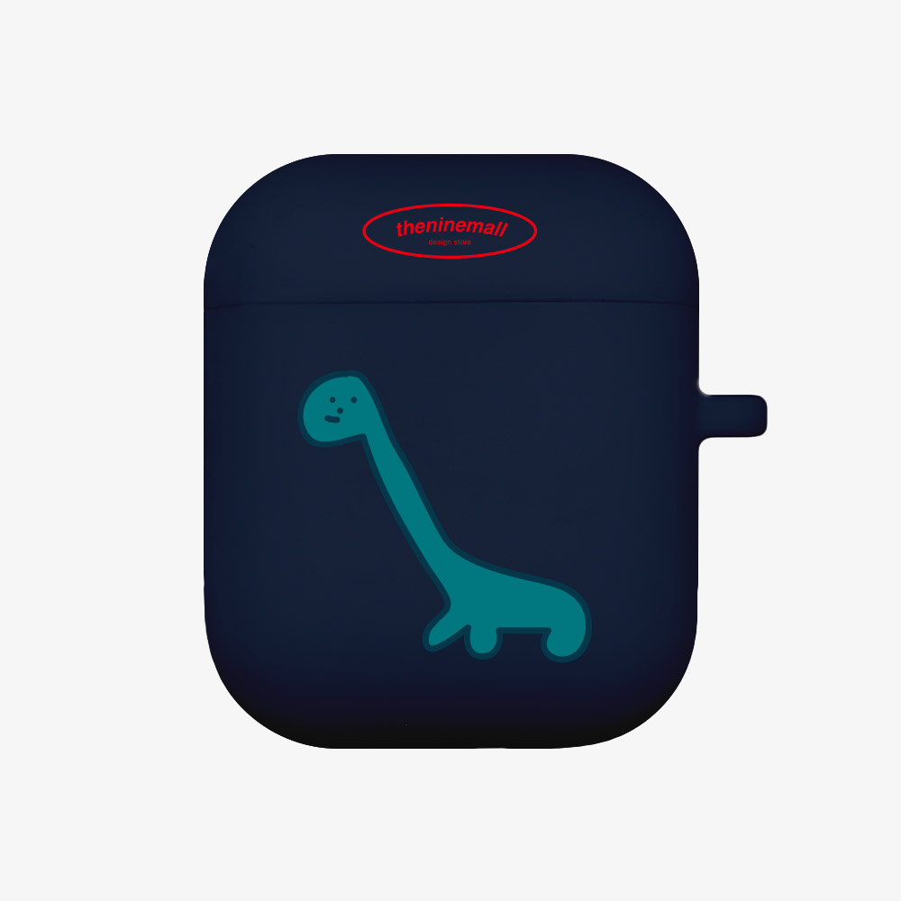 공룡 [Airpods case][navy]