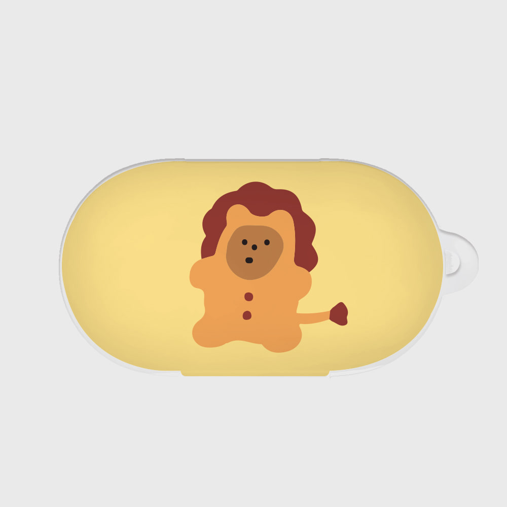 lion gummy [Buds case]
