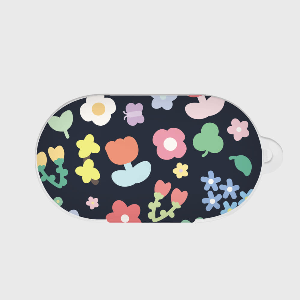 spring sticker [Buds case]