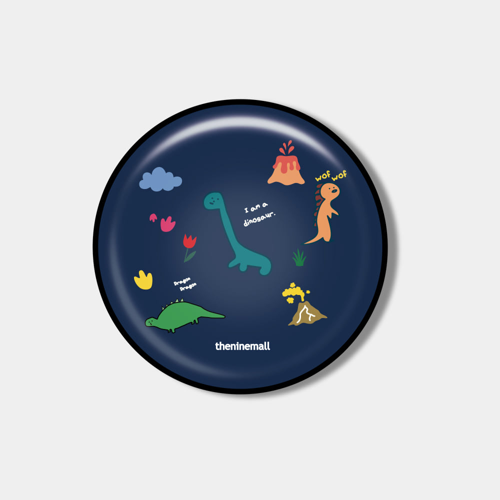 [Epoxy tok] dino world
