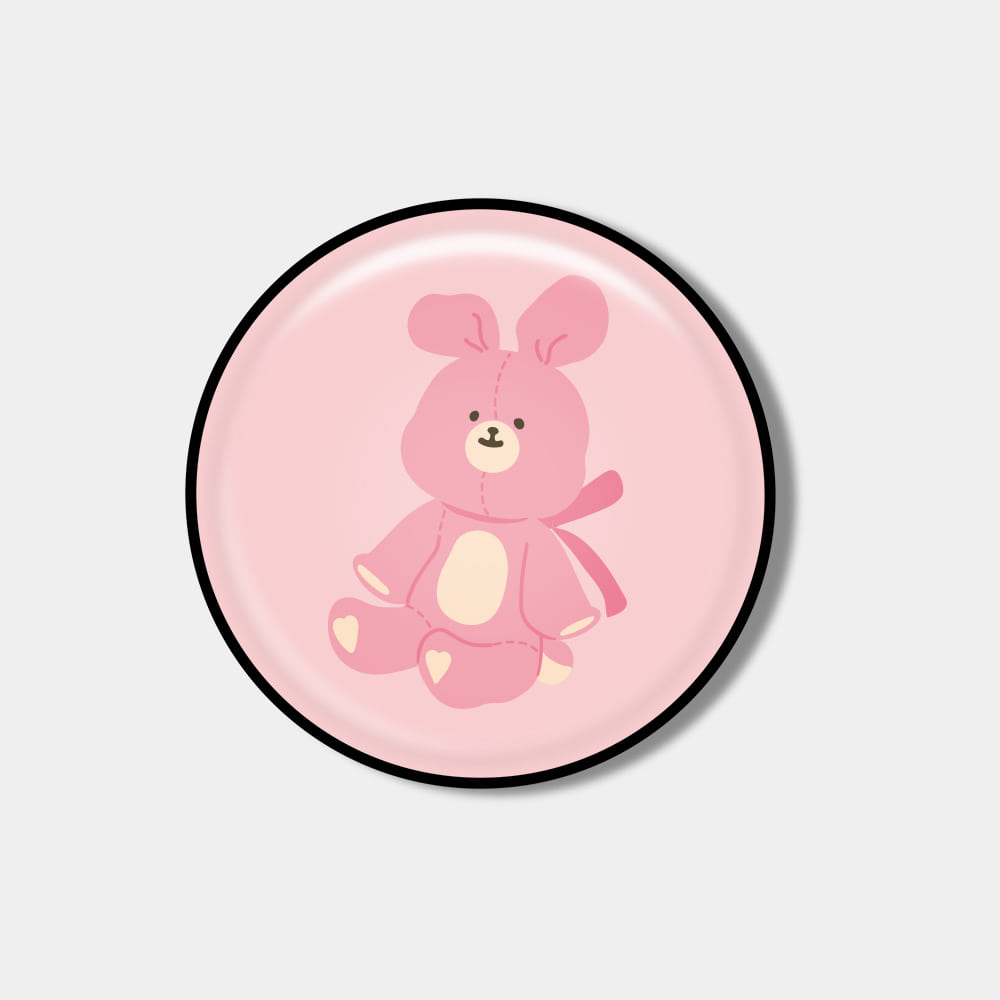 [Epoxy tok] lovely bunny