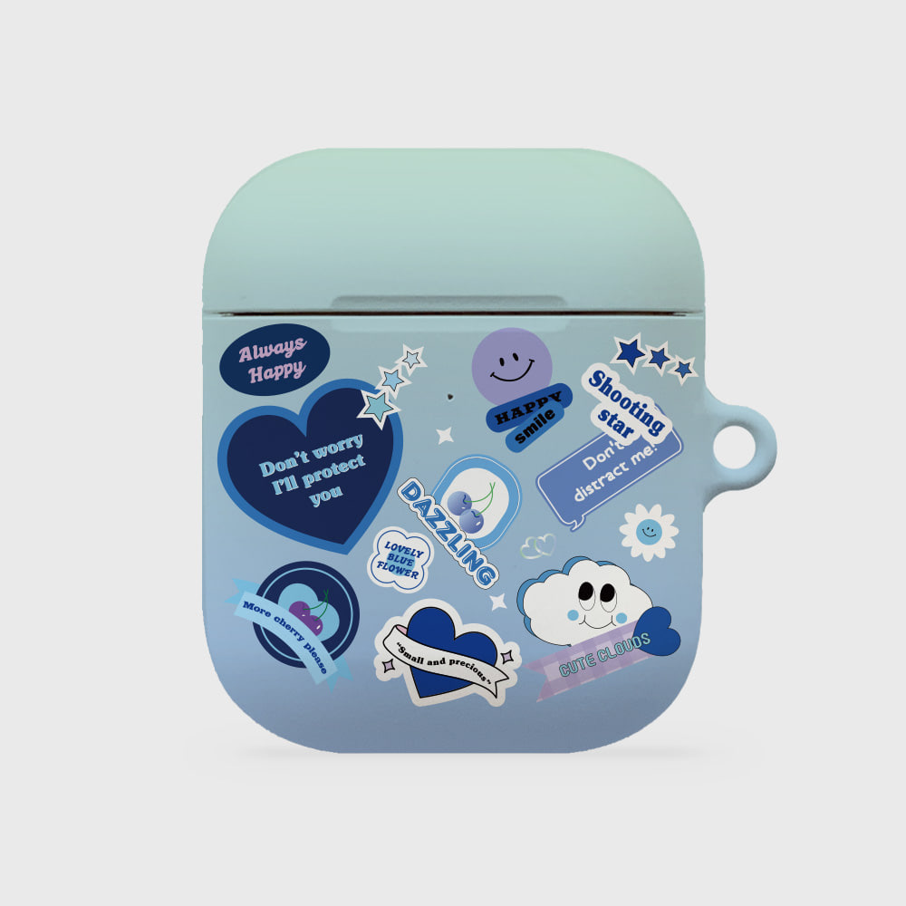 stay cool sticker [airpods hardcase]