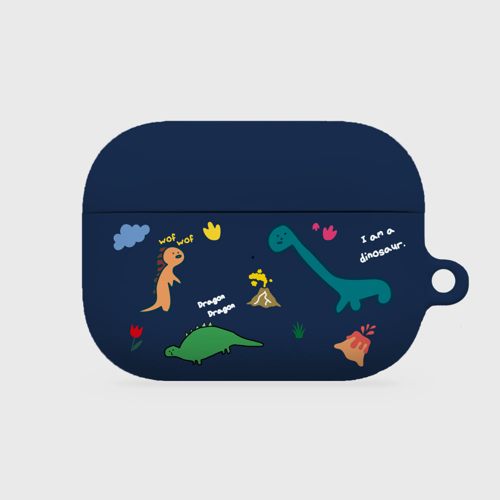 dino world [airpods pro hardcase]