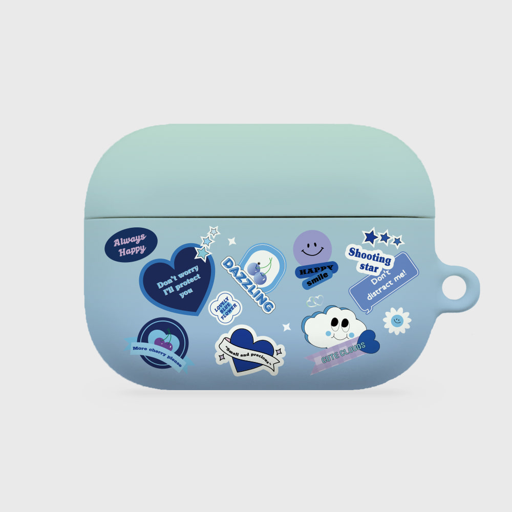 stay cool sticker [airpods pro hardcase]