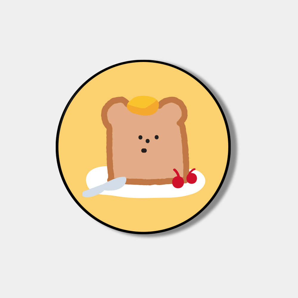 [Smart tok] gummy toast