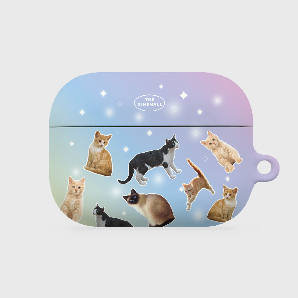 cat love [airpods pro hardcase]