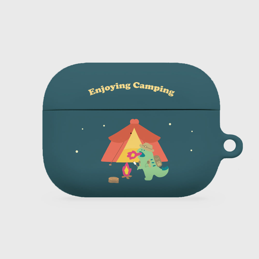 camping 랩터공룡 [airpods pro hardcase]