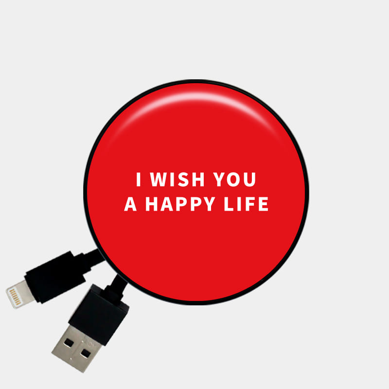 I WISH YOU A HAPPY LIFE [Smart Reel]